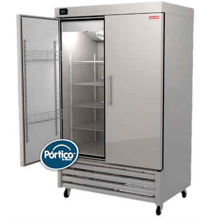 Refrigeradores y congeladores de acero inoxidable sobrinox for Precio cocina industrial para restaurante